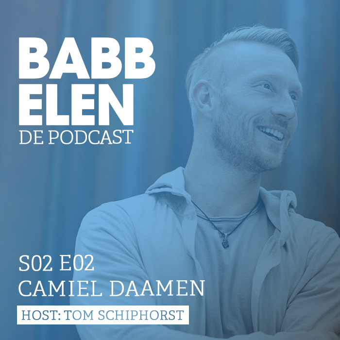 Babbelen de Podcast Camiel Daamen