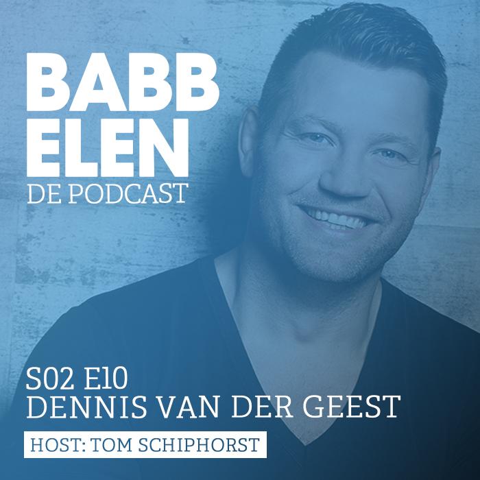 Babbelen de Podcast met Dennis van der Geest