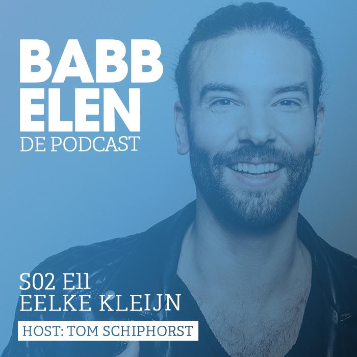 Babbelen de Podcast met Eelke Klejijn